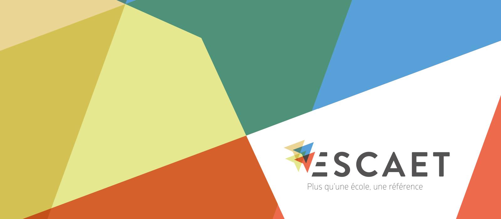 escaet-logotype-une