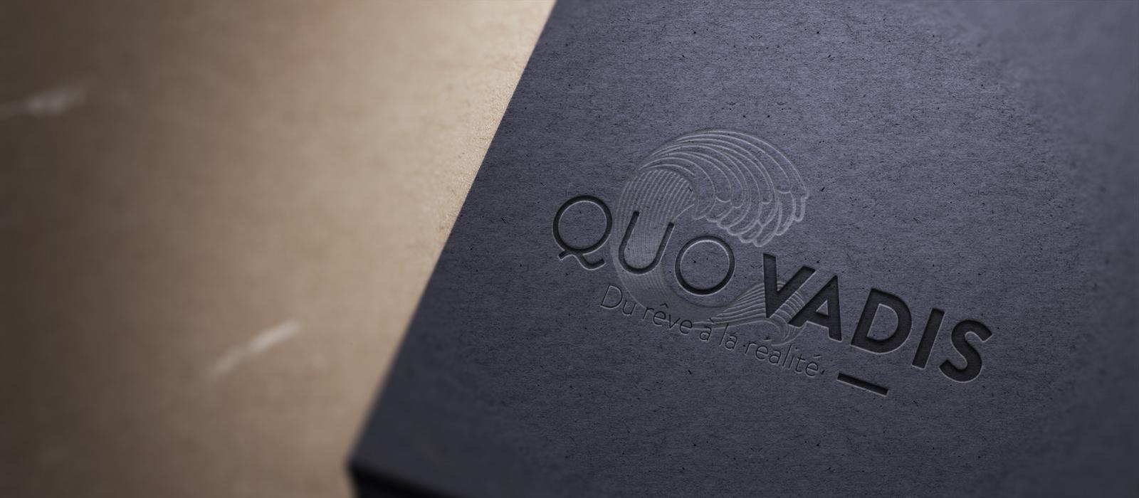 Logotype de la société Quo Vadis