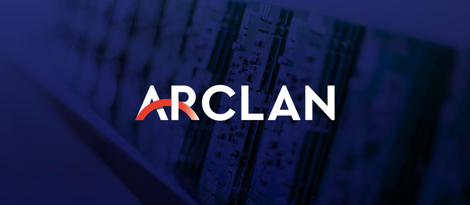 Logotype Arclan