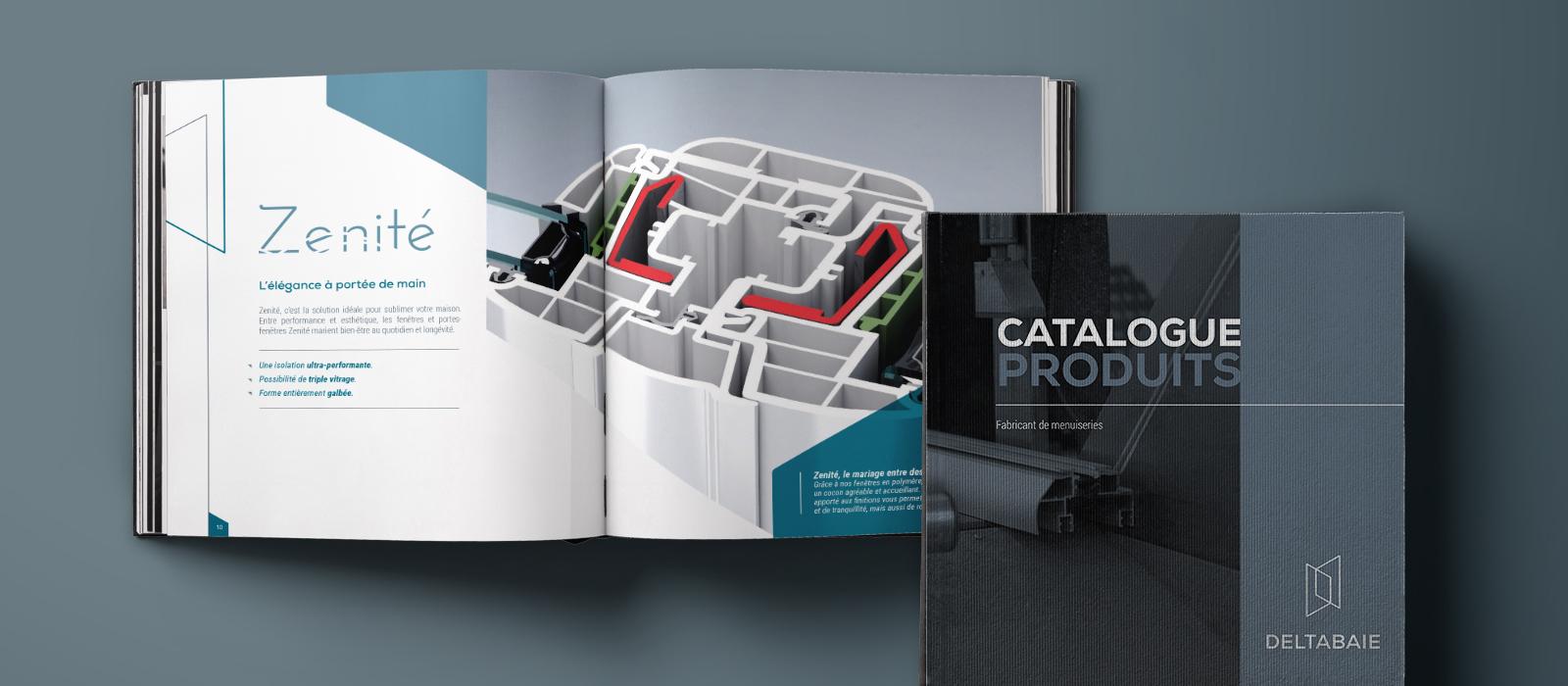Catalogue produits Deltabaie