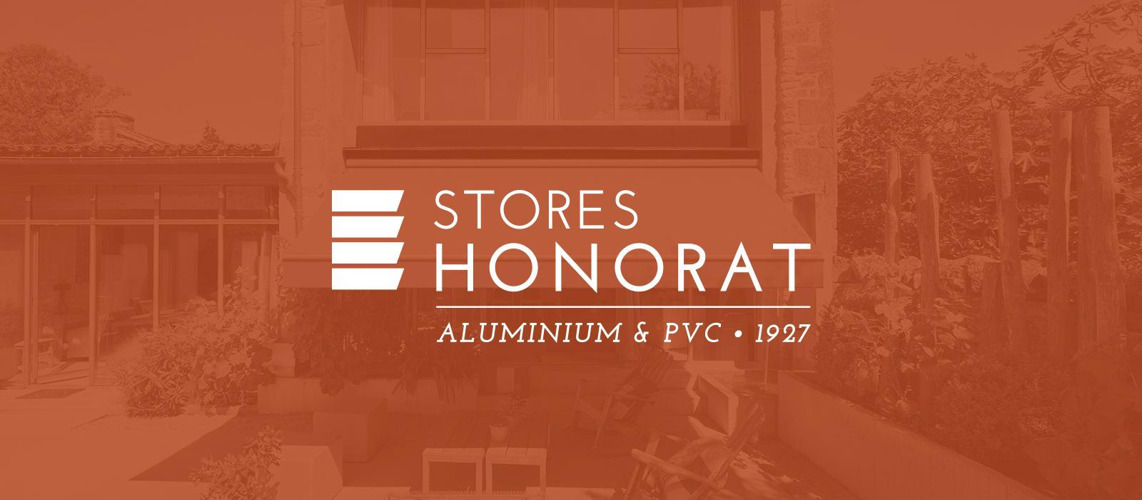 Logotype les Stores Honorat