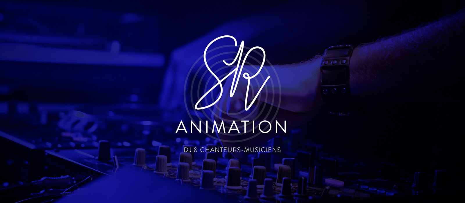 Logotype SR ANIMATION