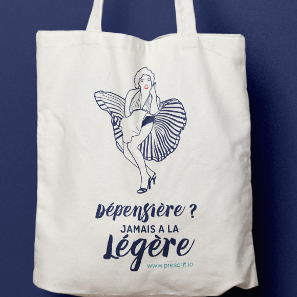 Totebag - Prescrit