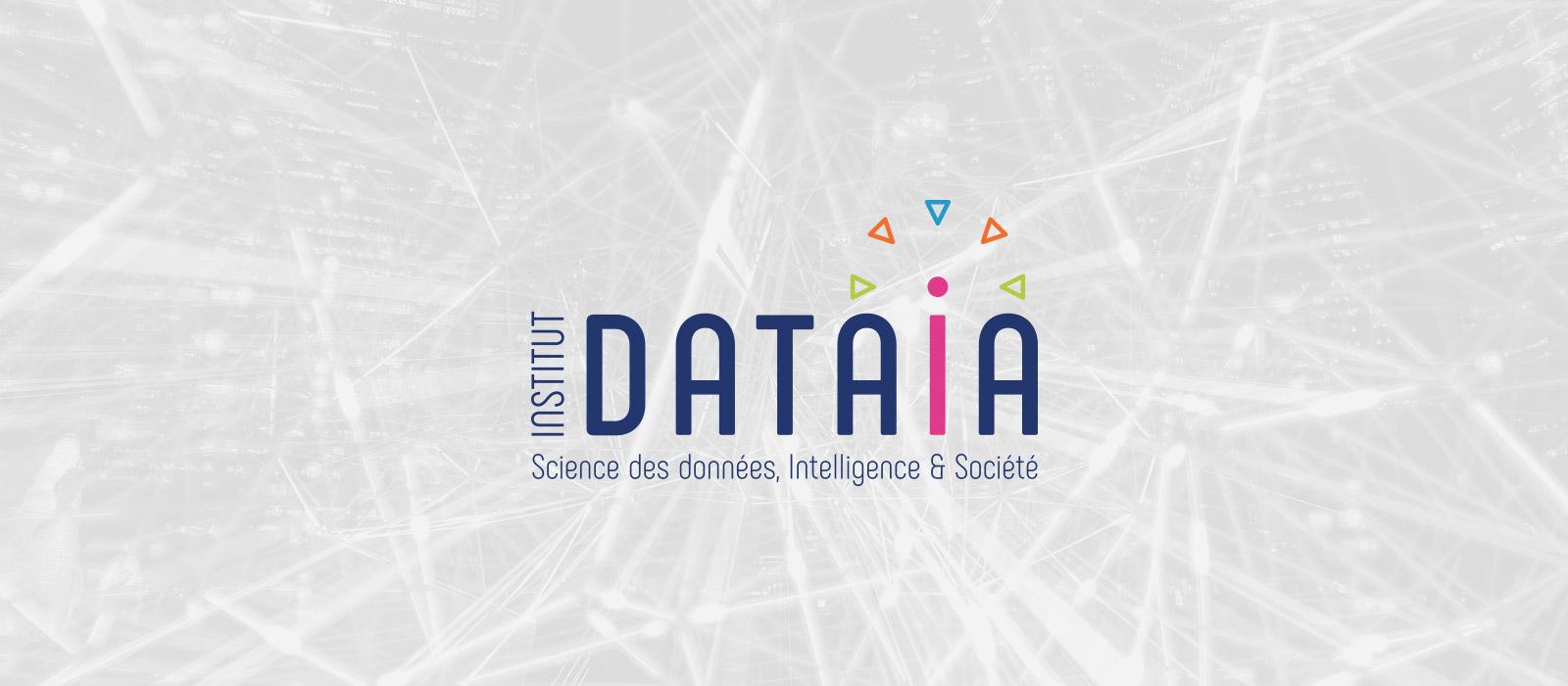 Logotype de l'Institut DATAIA