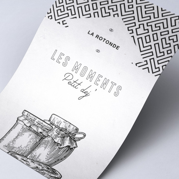 Carte Petit Déjeuner