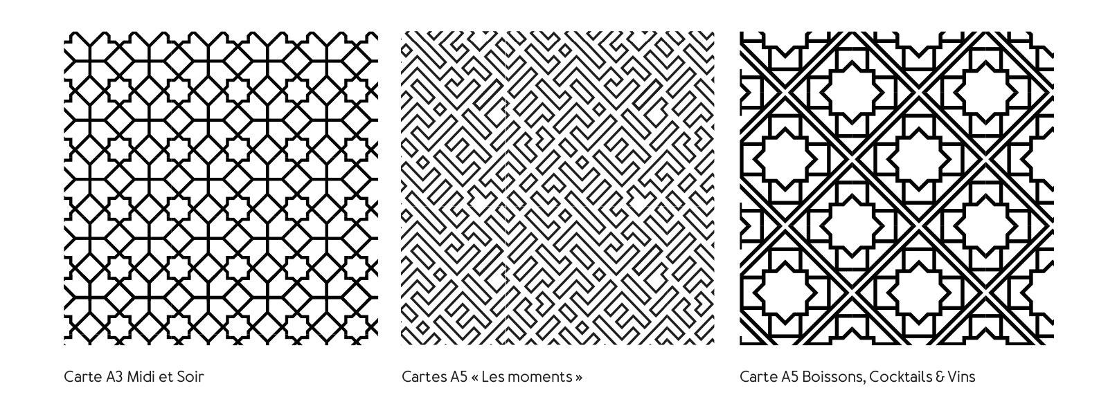 La Rotonde - Patterns