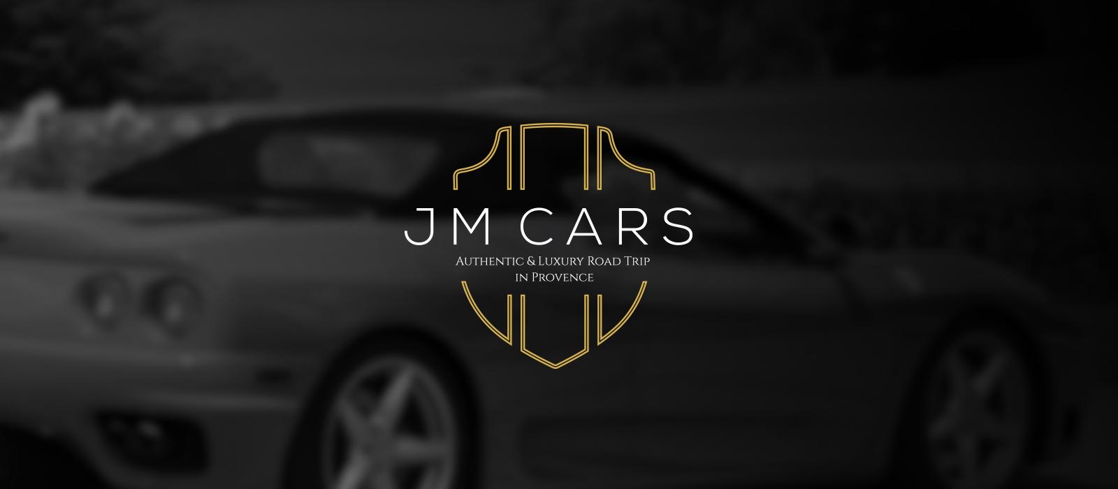 Logotype de la société JMCARS