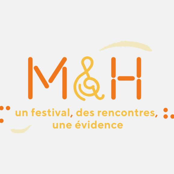 Festival M&H - Logotype